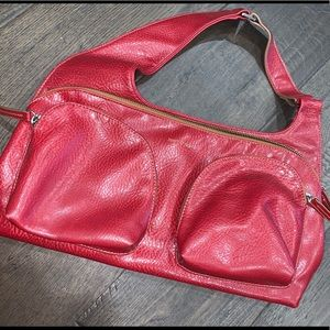 Matt & Nat Red Shoulder Bag